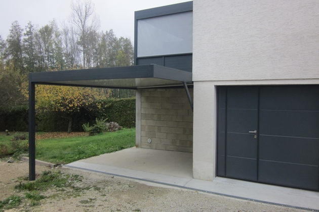 Sundgau MBJ Diffusion pergola à toiture fixe haut rhin 68 3