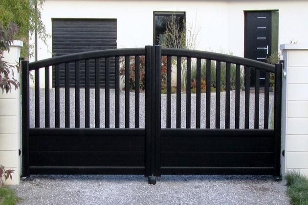 Sundgau MBJ Diffusion portail aluminium design haut rhin 68